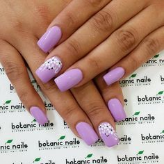 Cool nail art for tan skin