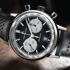 Baselworld Preview: Hamilton Intra-Matic 68