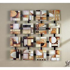 Holly & Martin Lila Wall Art