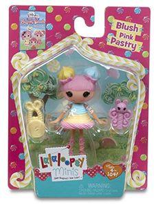 Lalaloopsy Sugary Sweet Mini Doll- Blush Pink Pastry