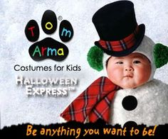 Unique Halloween costumes from noted childrens photographer Tom Arma