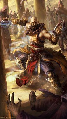 Diablo 3   Art