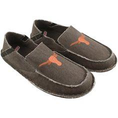 Texas Longhorns canvas slide shoes - $49.95
