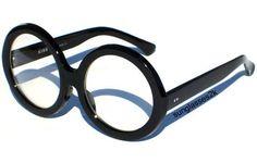 Edna Mode style glasses for MNSSHP costume.