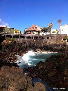 San Telmo en el Puerto de la Cruz. Tenerife. Islas Canarias