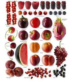 blue and purple fruits and vegetables - Google Search