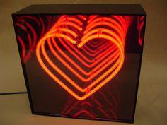 Stage Installation (diamond) Custom Neon Infinity Box