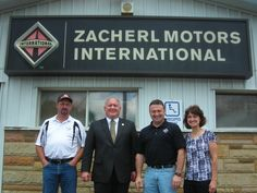 https://flic.kr/p/a5dj4W   Rep. Glenn Thompson (R-PA) visits Zacherl Motors International   Rep. Glenn Thompson, R-Pa., (left middle) recently visited Zacherl Motor Truck Sales in Clarion, Pa. He is pictured with dealership owners (from left) Steve Kahle, Patrick Kahle and Chris Rhoades.