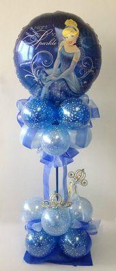 Bridal Shower Balloon Decor ~ Tulsa, OK