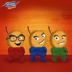 #AllIsWell #3Idiots #AamirKhan #Bollywood #McVities #McVitiesMovieFriday #McVitiesIndia #SwitchToAHealthyHabit