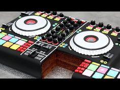 DJ CHOCOLATE Cake | REALISTIC Cake Idea for Party - YouTube Decorate Your Own Cake, Gym Cake, Realistic Cakes, 13 Birthday Cake, Teen Cakes, Basic Cake, Harry Potter Cake, Cake Decorating Videos, Chocolate Decorations