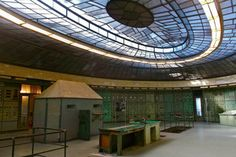 A Temple to the Electrical Dawn: Budapest's Abandoned Art Deco Power Station