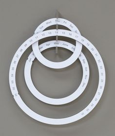 Ring Calendar http://presentandcorrect.com/item.php?item_id=1143