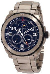 Armand Nicolet Men's T612A-GR-MT610 S05 Sporty Automatic Titanium Watch