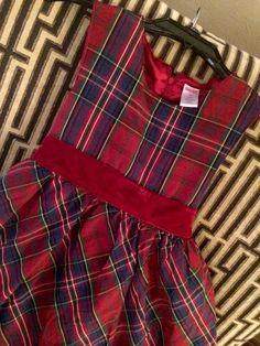28e1014703086 Children Girls Gymboree Holiday Christmas Winter Fall Dress Sz 12 Beautiful  EUC | eBay Kids Clothing