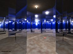 Fun house  hall of mirrors