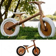 Laufrad aus Bambus günstig online kaufen
