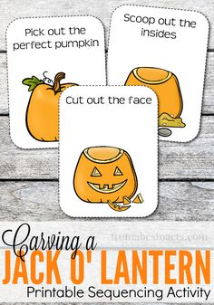 It's that time of year again! Time to pick out your pumpkins and break out the carving supplies! While we've got our pumpkins all picked out, we haven't g