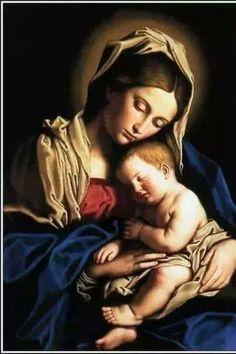 Madre abrazame como a tu hijo