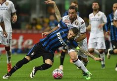 Inter 1-2 Torino: Mancini's Champions League dreams in tatters as two see red