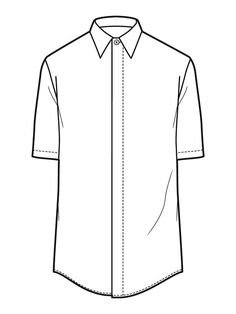 1000+ images about shirt flat sketch on Pinterest | Technical ...