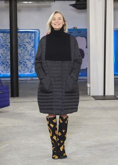 Marimekko fall/winter 2018 Paris Fashion Week