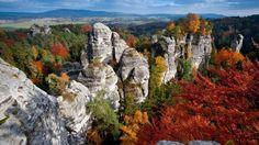 Miasto skalne Hruboskalsko