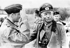 "Lets talk about another famous general, Heinz Guderian ""The father of Blitzkreig"". Heinz Guderian was born on June 1888 in Kulm, . German Soldiers Ww2, German Army, Raza Aria, Mchale's Navy, Battle Of Moscow, Operation Barbarossa, Rare Historical Photos, History Online, War Photography"