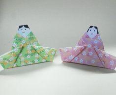 折り紙で作るお雛様の折り方 | nanapi [ナナピ]
