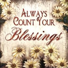 Count Your Blessings by Ed Wargo art print