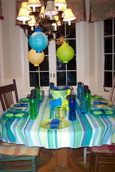 Indoor Beach Party Ideas By Lesliedegner Via Flickr