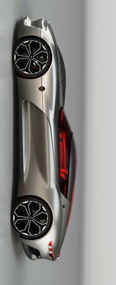 (°!°) Renault Trezor Concept #conceptcars