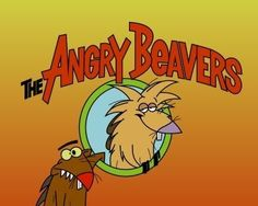 90s tv shows | 90s TV Shows / The Angry Beavers