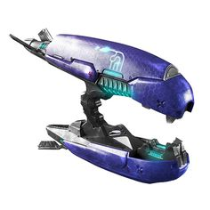 Halo 2 Plasma Rifle Anniversary Full Scale Prop Replica - TriForce - Halo - Prop Replicas at Entertainment Earth