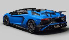 アヴェンタドールSVにロードスターモデル|Lamborghini
