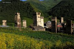 UNESCO WORLD HERITAGE SITE      Mestia. According to the current administrative subdivision of Georgia, Mestia is located in the Samegrelo-Zemo Svaneti region (mkhare), some 128 km northeast of the regional capital of Zugdidi. Mestia and the adjoining 132 villages form Mestia District (raioni). Its area is 3,044 square km; population — 14,248 (2,600 in the town...