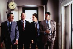 Law and Order - Season 3 - Jerry Orbach, Michael Moriarty, Chris Noth and Richard Brooks