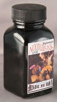 Noodler's Nightshade (3oz Bottle)