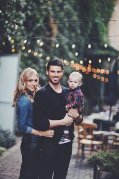 Downtown LA Arts District Family Photos // katieboink.com