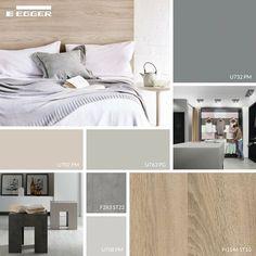 EGGER Mood Board for some colour insipriation Wardrobe Design, Home Reno, Spare Room, Color Inspiration, Mattress, Kitchen Design, New Homes, Interior Design, Bedroom