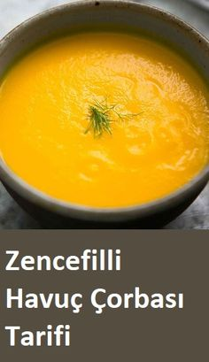 Zencefilli Havuç Çorbası Tarifi – sağlıklı yemekler – Las recetas más prácticas y fáciles 1 Pot Pasta, Turkish Recipes, Ethnic Recipes, Turkish Kitchen, Carrot Soup, Food Articles, Food Videos, Soup Recipes, Mac And Cheese