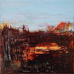 Bente K Syr - Uten en Rød tråd – gjenspeiler min kunst og felles er mye farger- Inspirasjon fra Berlevåg
