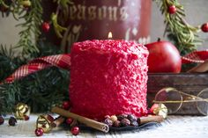 Santa's Cider ~ Warm Glow Hearth warmglow.com