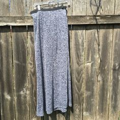 {Nordstrom's Maxi Skirt} Super cute maxi skirt! A light sweater like material with a built in slip. Perfect for spring and very cute for the office. Pre loved but in good condition. bobeau Skirts Maxi