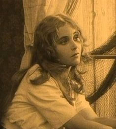 Mary Johnson (1896–1975), Swedish silent film actress