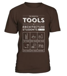 # Architecture students   Their essential tools tee .  HOW TO ORDER:1. Select the style and color you want: 2. Click Reserve it now3. Select size and quantity4. Enter shipping and billing information5. Done! Simple as that!TIPS: Buy 2 or more to save shipping cost!This is printable if you purchase only one piece. so dont worry, you will get yours.Guaranteed safe and secure checkout via:Paypal   VISA   MASTERCARD