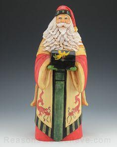 Santa of Good Fortune