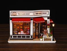 Đồ Chơi Mô Hình Lắp Ráp - The Cake Shop Mã K016
