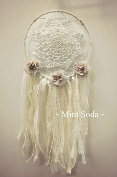 "Medium Dream Catcher - ""Vintage"""