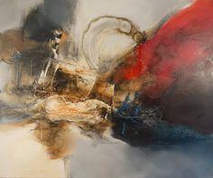 Jou Lee Hyun - Contemporary artist painter | Nuances Art Gallery | Galerie d'art Nuances à Montréal
